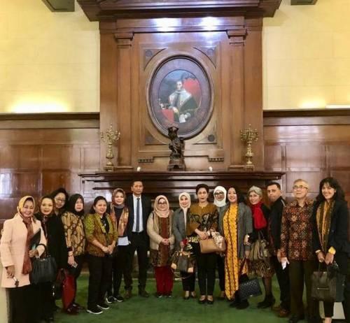 Kunjungan Delegasi INI (Ikatan Notaris Indonesia) Dalam Rangka Menghadiri Rapat Institusional UINL  di Argentina, 29 September - 03 Oktober 2018