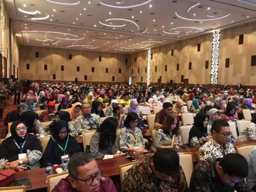 RP3YD (Prakongres) INI di Yogyakarta, 18 Oktober 2018
