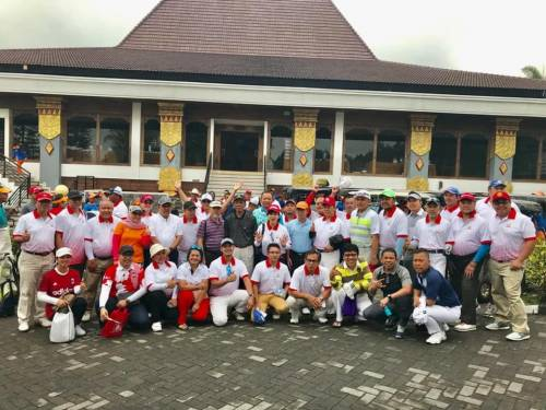 NGC Golf Tournament, 21 Oktober 2018