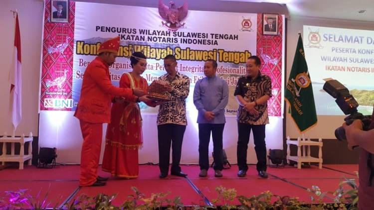 Konferensi Wilayah Sulawesi Tengah INI