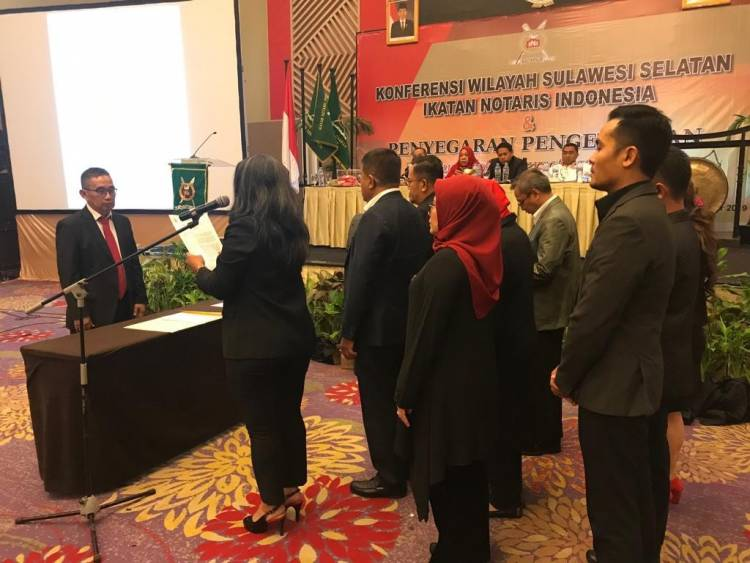 Konferensi Wilayah Sulawesi Selatan INI