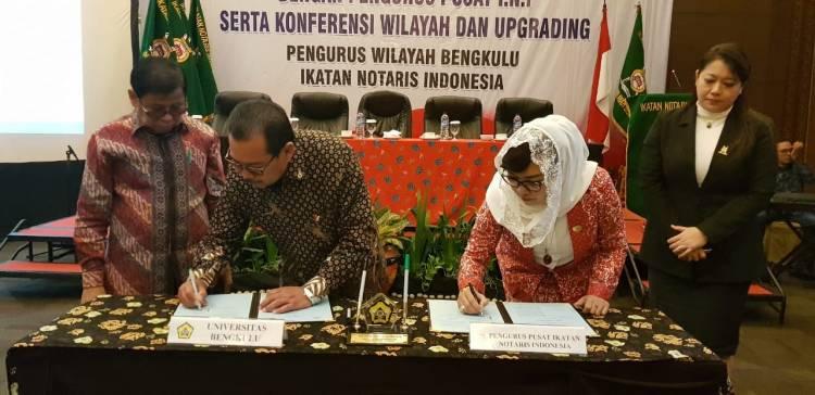 Konferensi Wilayah Bengkulu INI