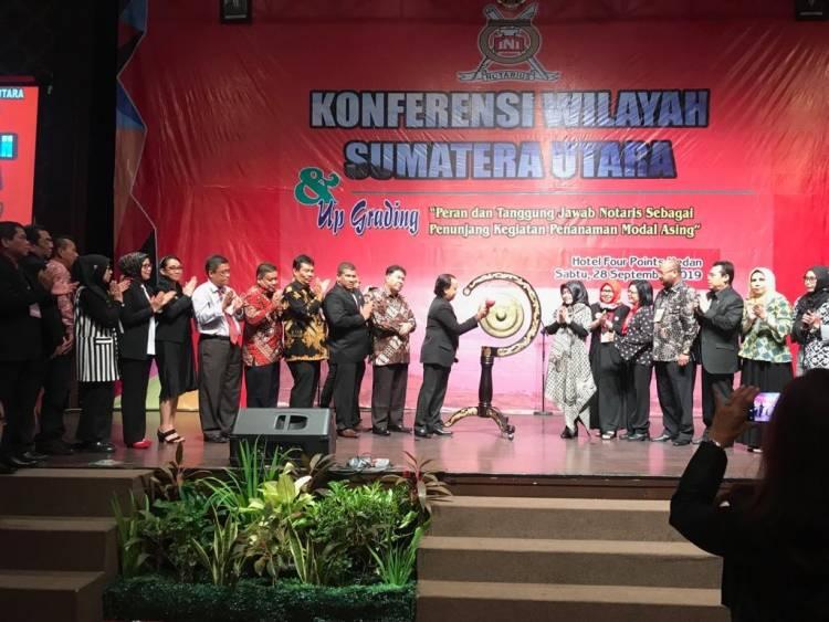 Konferensi Wilayah Sumatera Utara INI