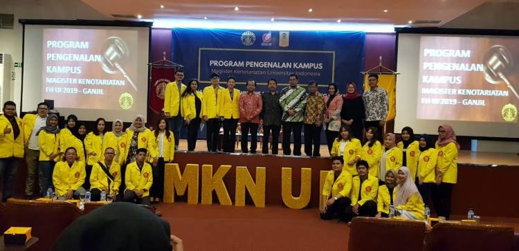 Program Pengenalan Kampus Pada Program Studi Magister Kenotariatan Universitas Indonesia