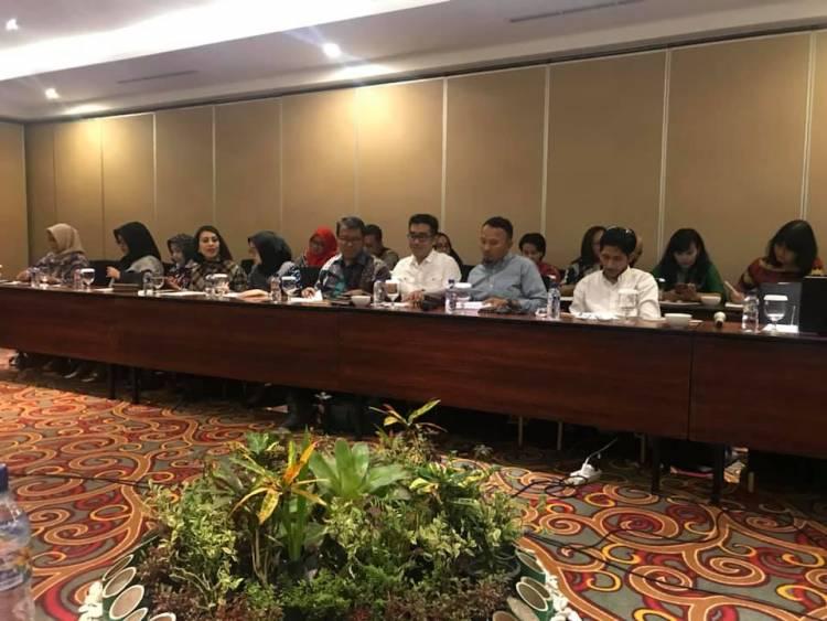 Rapat Prakongres (RP3YD) di Hotel Alana Yogyakarta