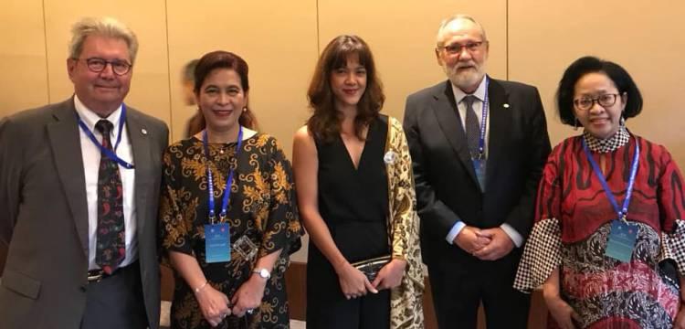 Rapat Komisi Asia Ikatan Notaris Internasional UINL