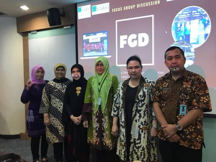 "FocusGroup Discussion : "" Perlindungan Hukum Produk UMKM"""
