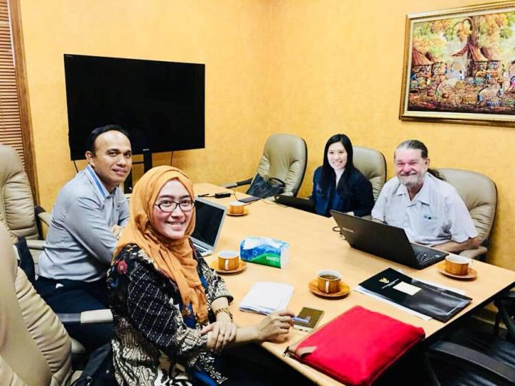 Kunjungan Tim expert US-ATAARI ( US-APEC Technical Assisstance to Advance Regional Integration)