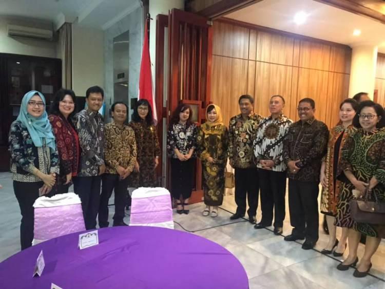 Penandatanganan Nota Kesepahaman antara Lembaga Ketahanan Nasional RI (LEMHANAS RI) dengan Ikatan Notaris Indonesia (INI)