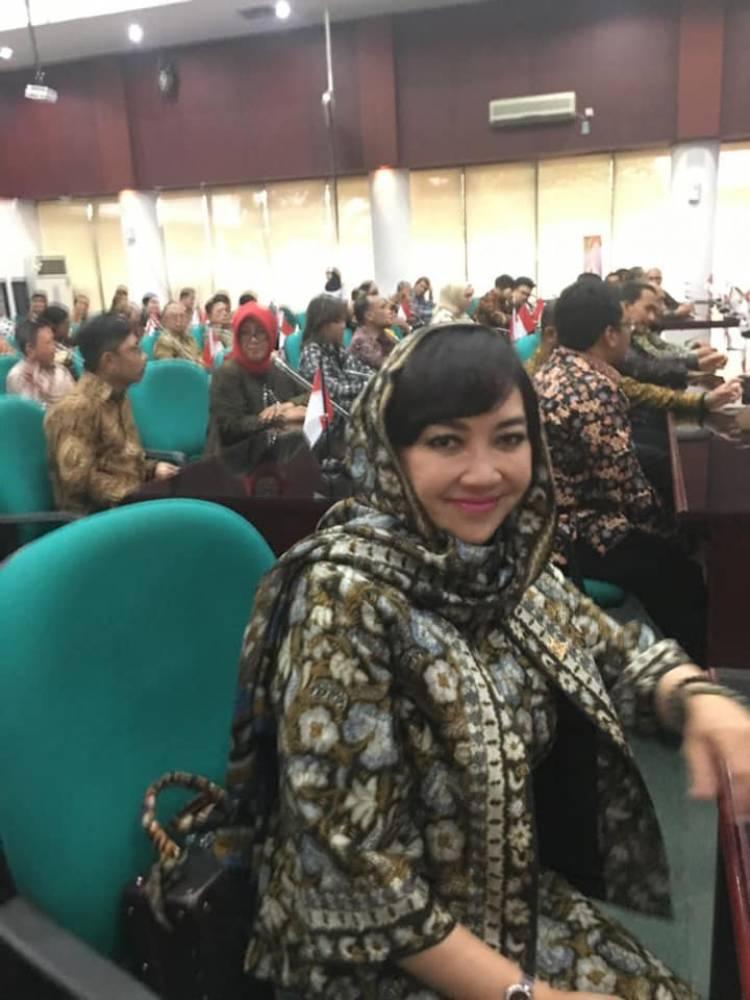 Pemantapan Nilai - nilai Kebangsaan Bagi Ikatan Notaris Indonesia Angkatan ke II Lemhanas RI Tahun 2018