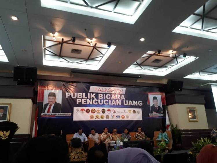 Soft Launching Indeks Persepsi Publik Indonesia terhadap TPPU & TPPT Tahun 2018