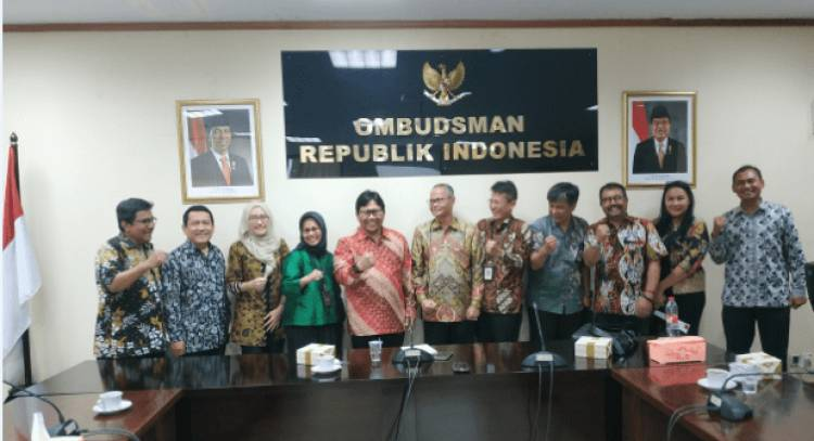 Keberatan Dengan Aturan OJK, PP INI Temui Ombudsman